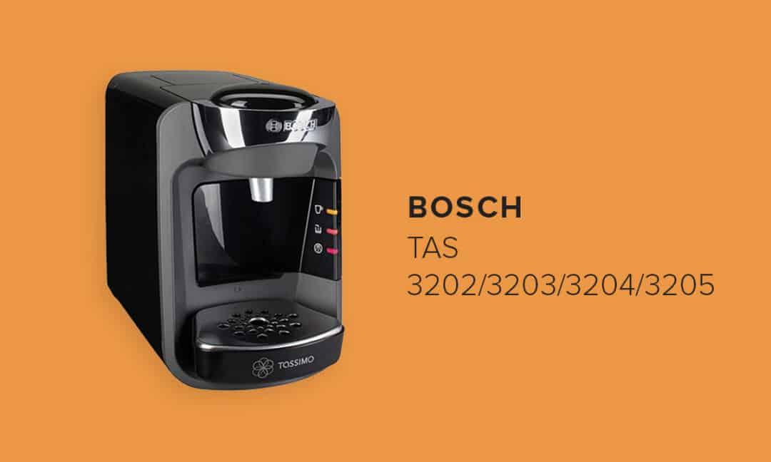 Модель Bosch TAS 3202/3203/3204/3205