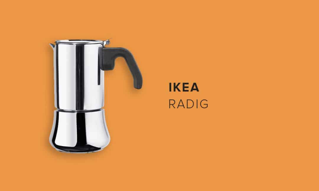 IKEA Radig кофеварка для газовой плиты