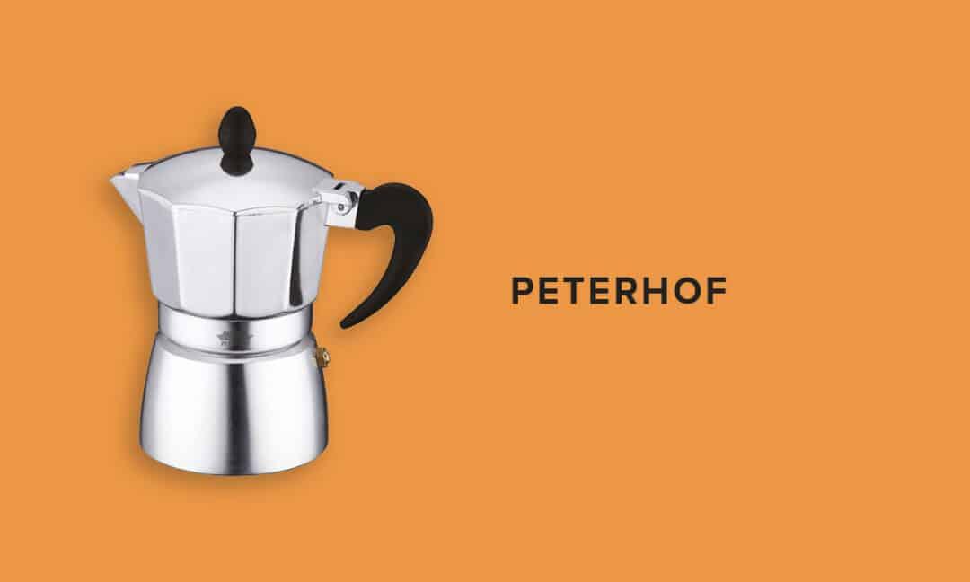 Кофеварка для эспрессо Peterhof