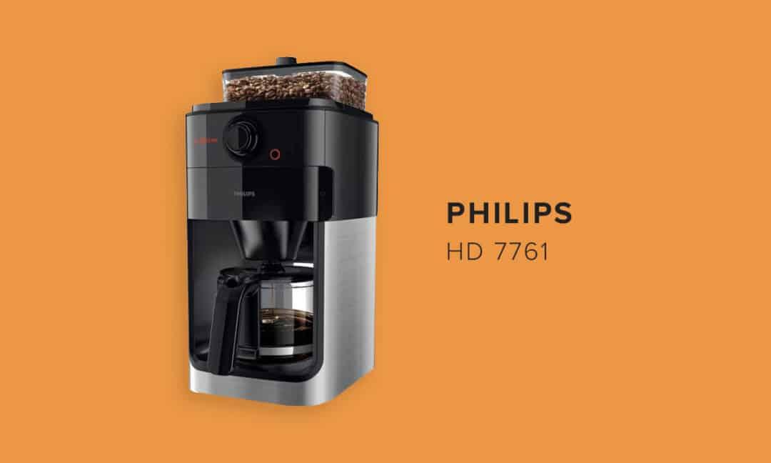 Модель электротурки с автоматическим отключением Philips HD7761