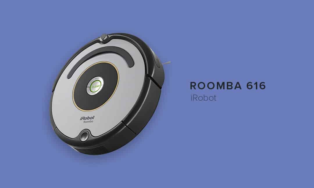 Модель пылесоса Roomba 616