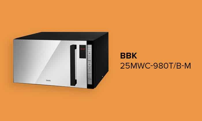 СВЧ с конвекцией BBK 25MWC-980T-B-M