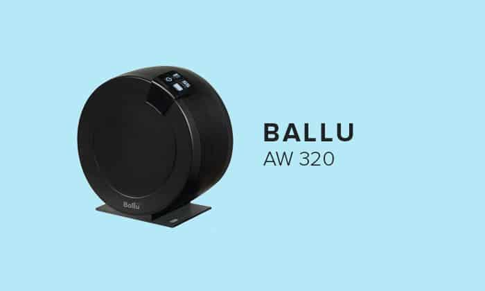 Ballu AW — 320