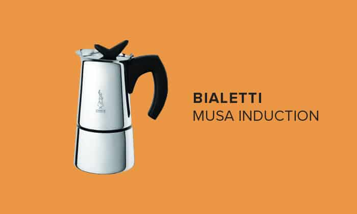 Bialetti Musa Induction