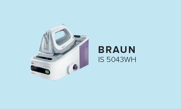 Braun IS 5043WH
