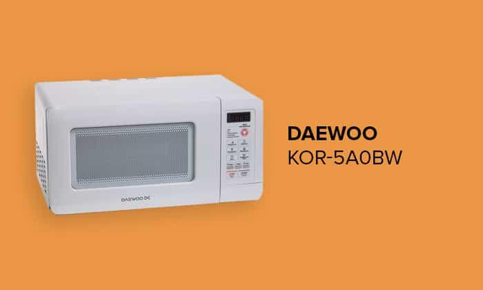 Daewoo Electronics KOR-5A0BW