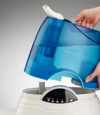 Эффективные способы чистки увлажнителя воздуха