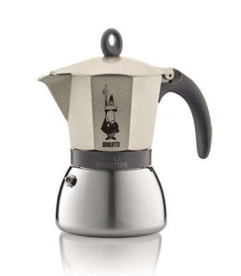 Как выбрать кофеварку гейзерного типа для индукционной плиты