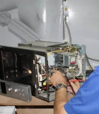 Как починить микроволновку своими руками