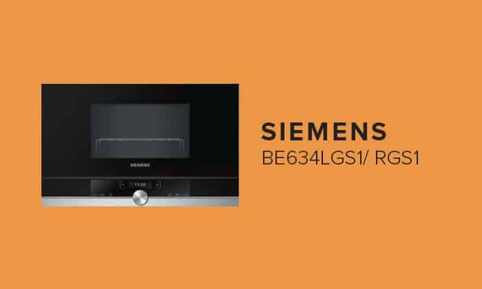 Siemens BE634LGS1 RGS1