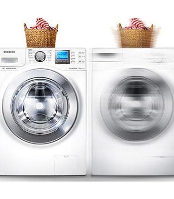 Что делать, если стиральная машина скачет во время отжима