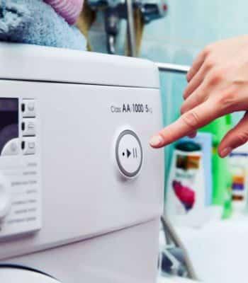 Почему не запускается стиральная машина