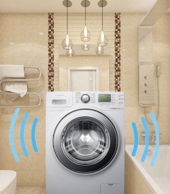 Что делать, если стиральная машина гудит при отжиме