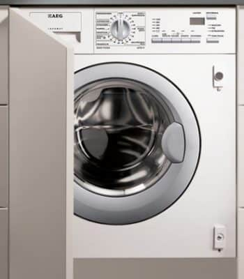 ТОП-5 лучших встраиваемых стиральных машин