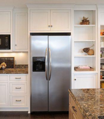Какие стандартные размеры у холодильника. ТОП узких, высоких и широких моделей