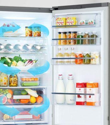 Как работает холодильник с системой No Frost