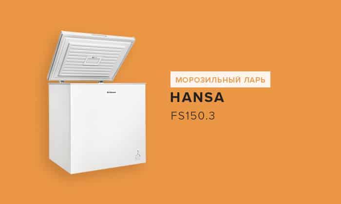 Hansa FS150.3
