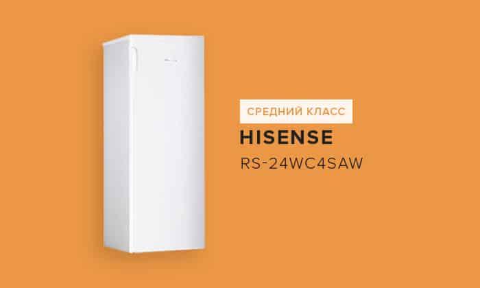 Hisense RS-24WC4SAW