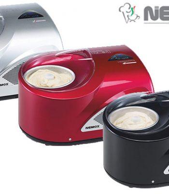 Обзор домашних морожениц компании Nemox
