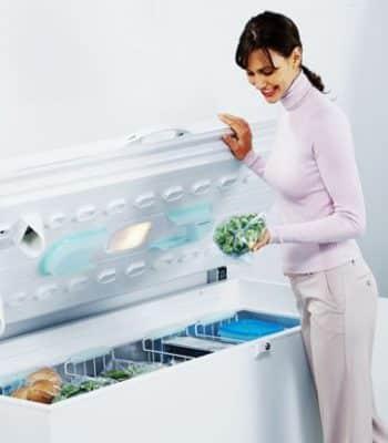 ТОП-6 лучших морозильных горизонтальных ларей для дома