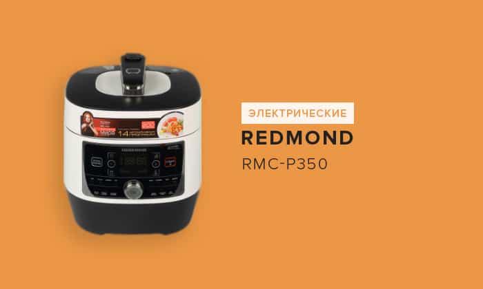Redmond RMC-P350