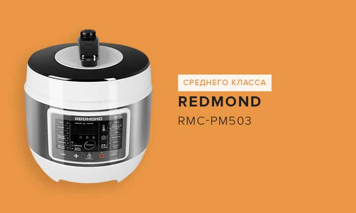 Redmond RMC-PM503