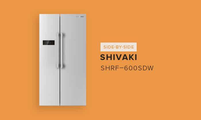 Shivaki SHRF – 600SDW