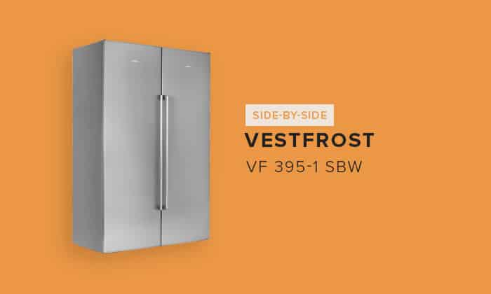 Vestfrost VF 395-1 SBW