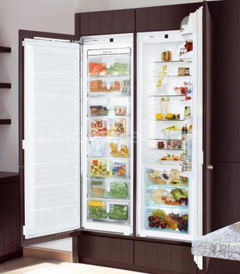 Как выбрать встраиваемый Side By Side холодильник для кухни