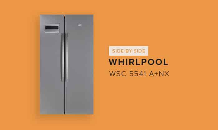 Whirlpool WSC 5541 A+NX