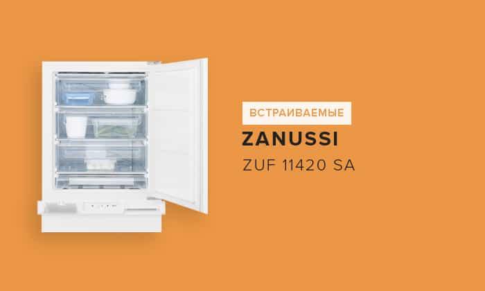 Zanussi ZUF 11420 SA