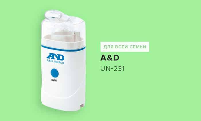 A&D UN-231