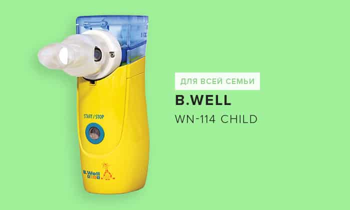 B.Well WN-114 Child