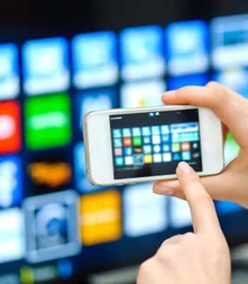 Как вывести видео или изображение с телефона на телевизор
