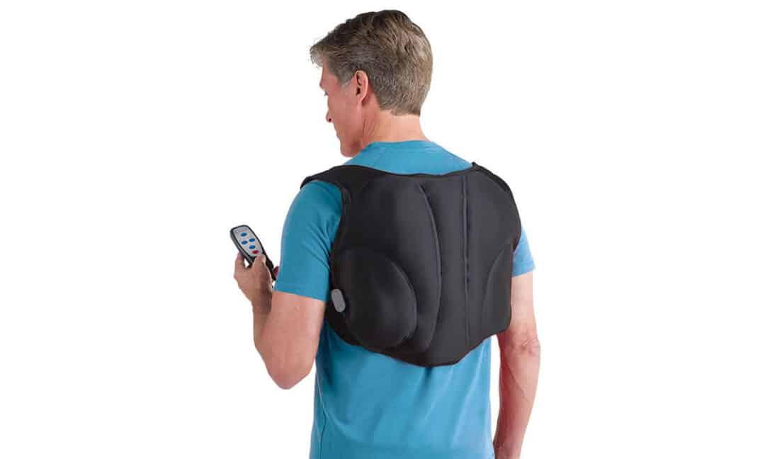 Массажер-рюкзак