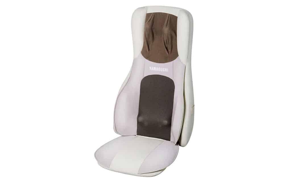 Роликовая массажная накидка на сиденье