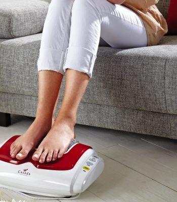 Виды домашних массажеров для ног и стоп