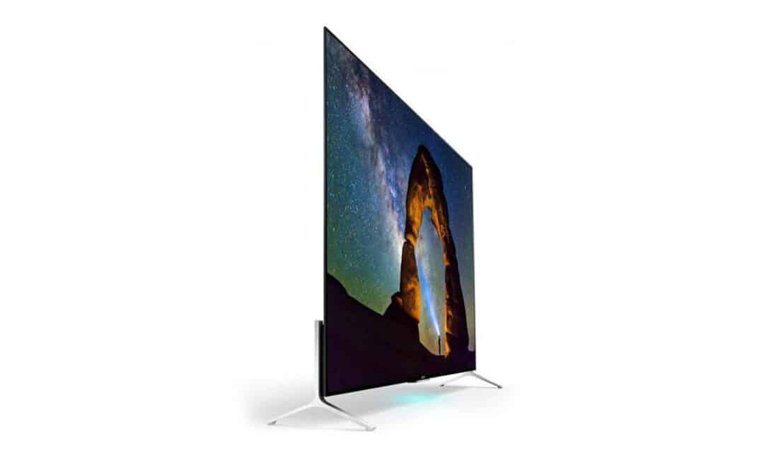 Тонкий телевизор