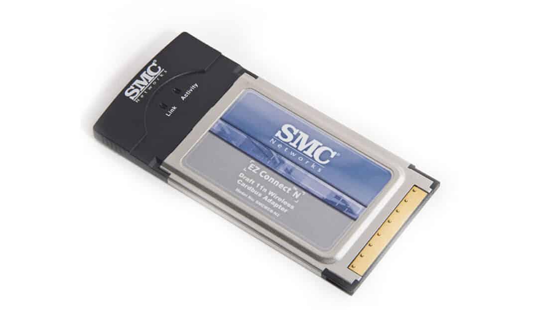 Wi-Fi адаптер PCMCIA
