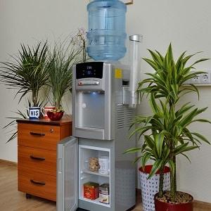 Выбираем кулер для воды с холодильником – обзор лучших моделей